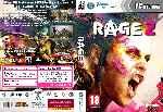 miniatura Rage 2 Custom Por Humanfactor cover pc