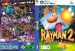 miniatura Rayman 2 The Great Escape Dvd Custom Por Lobito130 cover pc