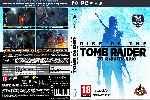 miniatura Rise Of The Tomb Rider Dvd Custom V2 Por Taringa cover pc