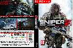 miniatura Snipe Warrior Ghost 2 Dvd Custom Por Taringa cover pc