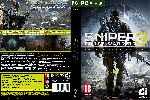 miniatura Snipe Warrior Ghost 3 Dvd Custom Por Taringa cover pc