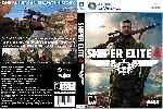 miniatura Sniper Elite 4 Dvd Por Shamo cover pc
