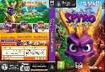 miniatura Spyro Reignited Trilogy Custom V2 Por Humanfactor cover pc