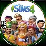 miniatura The Sims 4 Cd1 Custom Por Jpabloldu cover pc