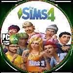 miniatura The Sims 4 Cd2 Custom Por Jpabloldu cover pc