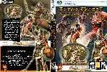miniatura Titan Quest Aniversary Edition Dvd Custom Por The J cover pc