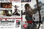 miniatura Tomb Raider Dvd Custom Por Taringa cover pc