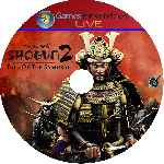 miniatura Total War Shogun 2 Cd Custom Por Angel Vengador cover pc
