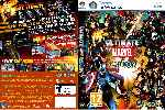 miniatura Ultimate Marvel Vs Capcom 3 Dvd V2 Por Shamo cover pc
