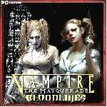 miniatura Vampire The Masquerade Bloodlines Frontal Por Klauss cover pc