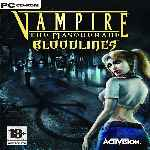 miniatura Vampire The Masquerade Bloodlines Frontal V2 Por Sosavar cover pc