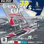 miniatura Virtual Skipper 5 32nd Americas Cup Frontal Por Anxo1974 cover pc