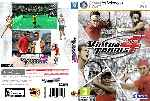 miniatura Virtual Tennis 4 Dvd Custom Por Locura59 cover pc