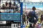 miniatura Watch Dogs 2 Dvd Por Shamo cover pc