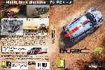 miniatura Wrc 6 Dvd Custom Por Taringa cover pc