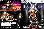 miniatura X Blades Dvd Custom Por Iseb cover pc