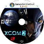 miniatura Xcom 2 Cd Custom Por Angel Vengador cover pc