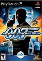 miniatura 007 Agent Under Fire Frontal Por Patichikitita cover ps2
