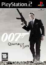 miniatura 007 Quantum Of Solace Frontal Por Isdasevi cover ps2