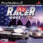 miniatura A2 Racer Goes Usa Frontal Por Warcond cover ps2