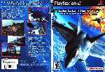 miniatura Ace Combat 4 Dvd Custom Por Sergio Herrera cover ps2