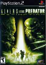 miniatura Alien Vs Predator Extinction Frontal Por Hoter cover ps2