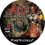 miniatura Arc El Crepusculo De Las Almas Cd Custom V2 Por Mierdareado cover ps2