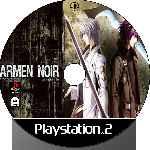 miniatura Armen Noir Cd Custom Por Johny1489 cover ps2