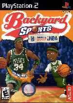 miniatura Backyard Sports Basketball 2007 Frontal Por Asock1 cover ps2