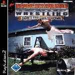 miniatura Backyard Wrestling Dont Try This At Home Frontal Por Volterromo cover ps2