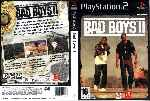 miniatura Bad Boys Ii Dvd Por Volterromo cover ps2