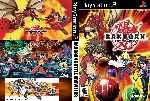 miniatura Bakugan Battle Brawlers Dvd Custom V2 Por Yoshigms cover ps2