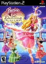 miniatura Barbie In The 12 Dancing Princesses Frontal Por Einplannung cover ps2