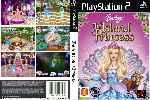 miniatura Barbie The Island Princess Dvd Custom Por Gatz cover ps2