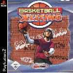 miniatura Basketball Xciting Frontal Por Volterromo cover ps2