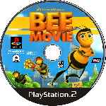 miniatura Bee Movie Cd Custom Por Johny1489 cover ps2