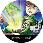 miniatura Ben_10_Alien_Force_Cd_Custom_Por_Fresha ps2