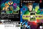 miniatura Ben 10 Alien Force Vilgax Attacks Dvd Custom V3 Por Richardgs cover ps2
