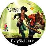 miniatura Beyond Good And Evil Cd Custom V2 Por Mierdareado cover ps2