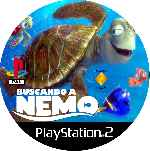miniatura Buscando A Nemo Cd Custom Por Mierdareado cover ps2