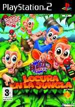 miniatura Buzz Junior Locura En La Jungla Frontal Por Xykytyn cover ps2