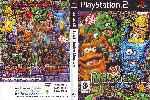 miniatura Buzz Junior Monsters Dvd Por Torpider cover ps2