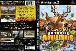 miniatura Cabela S Outdoor Adventures Dvd Custom Por Aka49 cover ps2