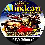 miniatura Cabelas Alaskan Adventures Cd Custom Por Queleimporta cover ps2