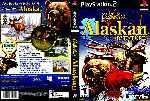 miniatura Cabelas Alaskan Adventures Dvd Custom V2 Por Queleimporta cover ps2