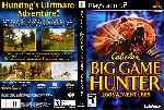 miniatura Cabelas Big Game Hunter 2005 Adventures Dvd Por Seaworld cover ps2
