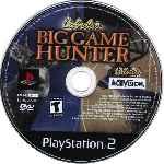 miniatura Cabelas Big Game Hunter Cd Por Seaworld cover ps2