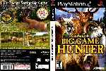 miniatura Cabelas Big Game Hunter Dvd Custom Por Ijvalladares cover ps2