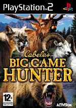 miniatura Cabelas Big Game Hunter Frontal Por Matiass 2008 cover ps2