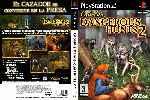 miniatura Cabelas Dangerous Hunts 2 Dvd Custom Por Darksystem cover ps2